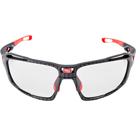 Rudy Project Sintryx Occhiali, carbonium - impactx photochromic 2 red